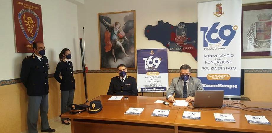 Polizia di Stato, nell'ultimo anno a Caltanissetta diminuiti i reati predatori. Aumentano quelli a sfondo sessuale, truffe ed estorsioni