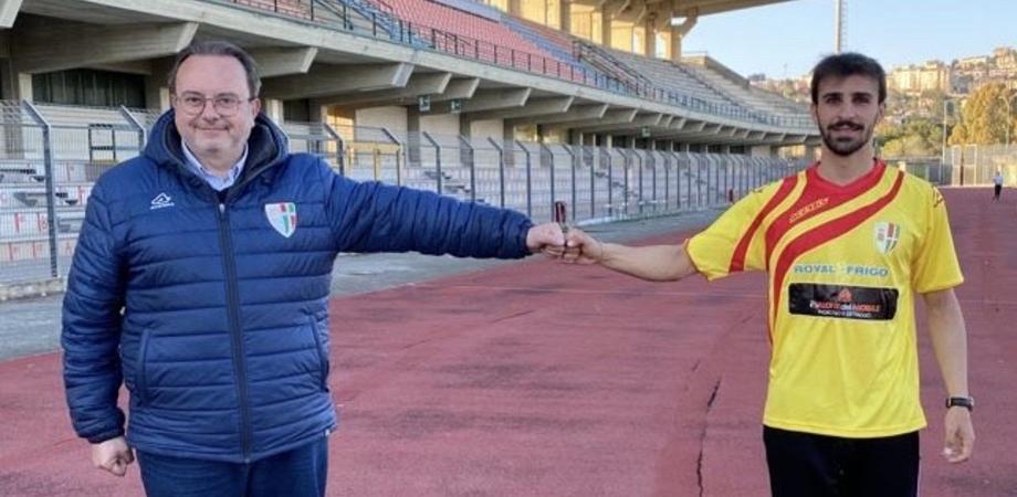 Calcio, nuovo acquisto per la Nissa: arriva il centrocampista Gaetano Bellanca