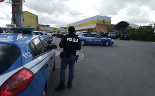 Caltanissetta, furto in un supermercato: interviene la polizia