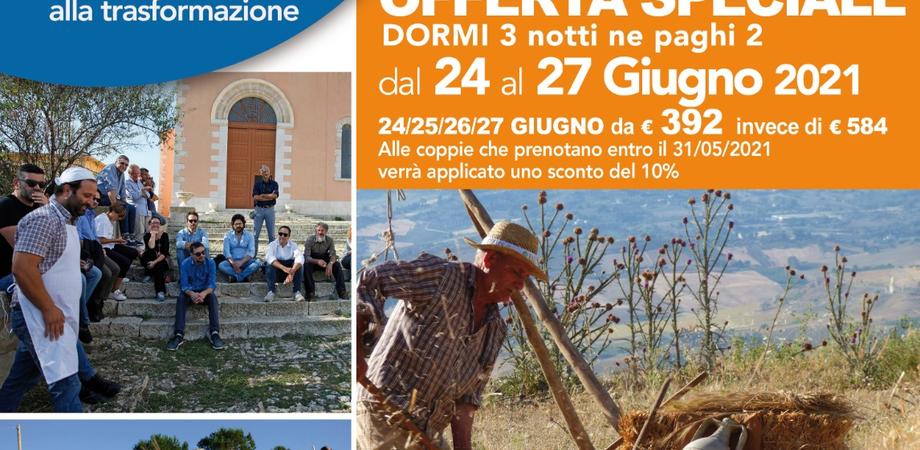 """A Caltanissetta nasce """"Paesaggi di Mezzo"""": il prossimo evento è il """"Tour Profumo di Grano"""""""