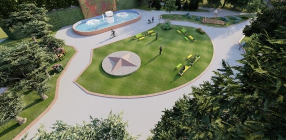 Mediterraneity, a San Cataldo un progetto per valorizzare la villa comunale