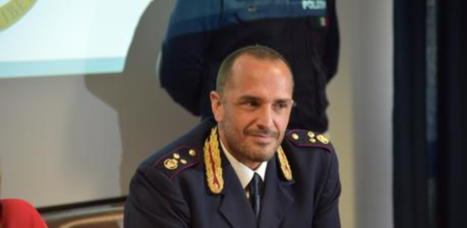 Caltanissetta, alla Squadra Mobile arriva il vice questore aggiunto Nino Ciavola