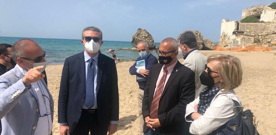 """Butera, a Falconara nascerà un beach club. Cordaro e Samonà: """"L'area verrà riqualificata"""""""