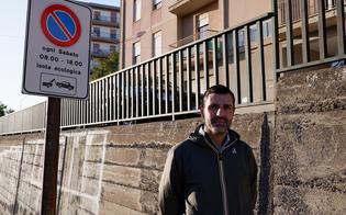 Caos isola ecologica Via Pietro Leone, Aiello (Lega):