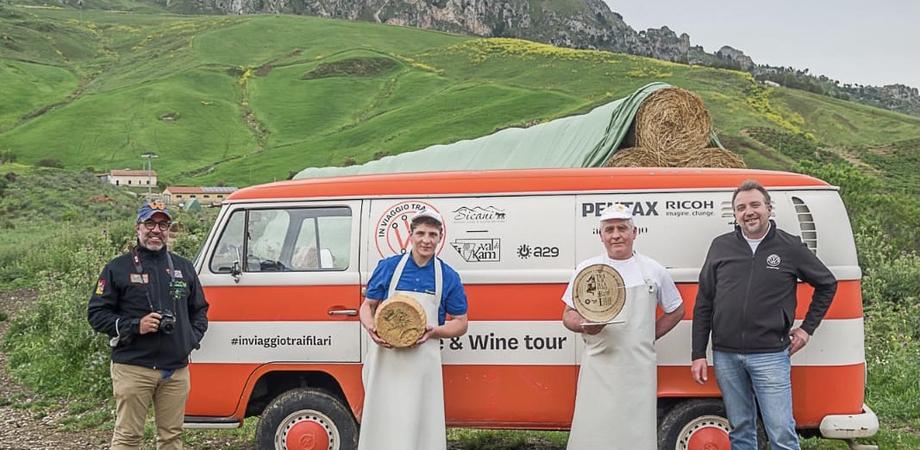 """""""In viaggio tra i filari"""", al via il nuovo tour nella Sicilia del vino e dei formaggi: farà tappa anche a Campofranco"""
