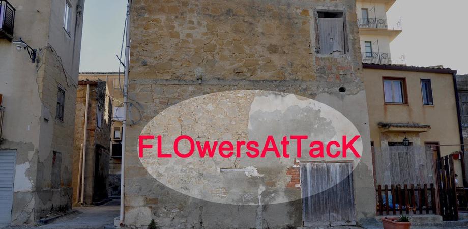 """Caltanissetta. Al quartiere San Francesco l'artista Michele Lombardo realizzerà il progetto """"Flowers attack"""""""
