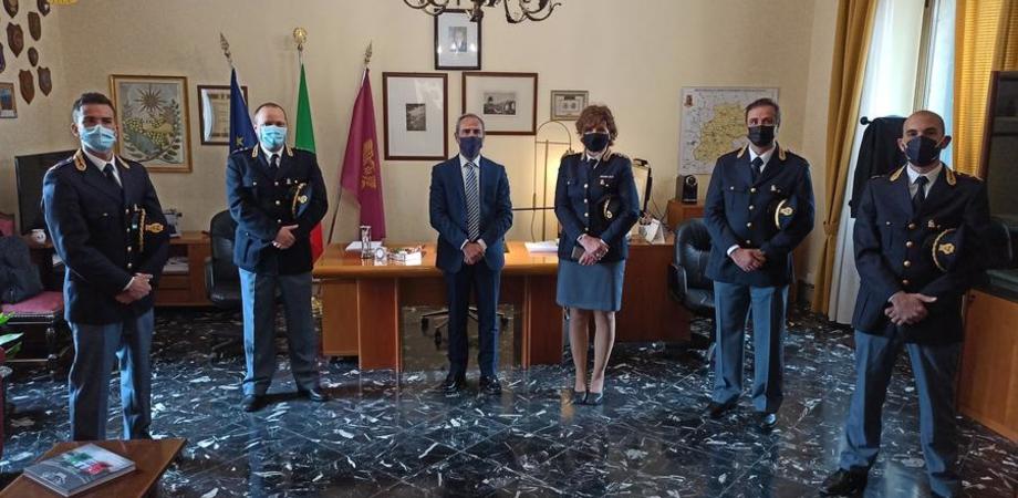 Enna, nuovi dirigente alla Questura: alla Squadra Mobile Vincenzo Perta che lascia Caltanissetta