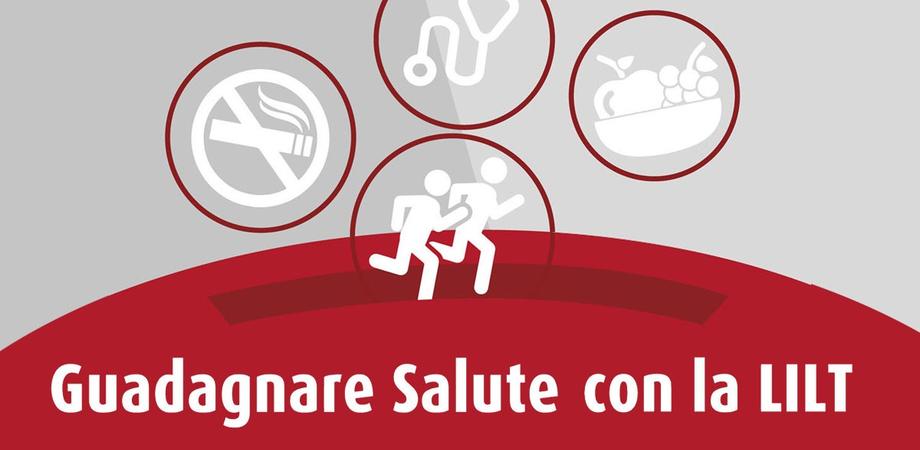 """""""Guadagnare salute con la Lilt"""": in provincia di Caltanissetta 15 istituti scolastici partecipano al progetto"""
