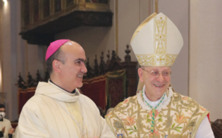 Monsignor La Placa nuovo vescovo di Ragusa, in Cattedrale standing ovation: