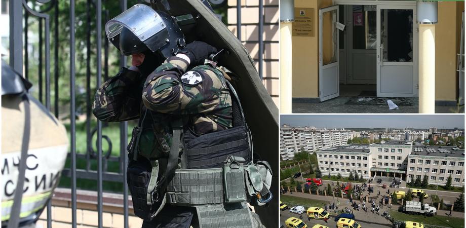 Sparatoria in Russia, diverse le vittime: arrestato un giovane di 19 anni
