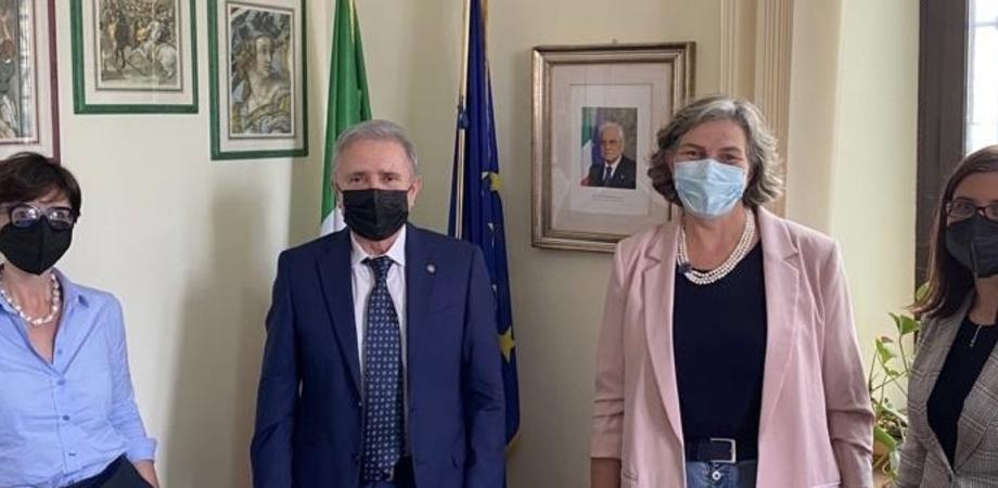 """""""Sostegno attivo"""" a Gela alle vittime del pizzo e dell'usura: Caponetti a Roma per fare il punto sul progetto"""