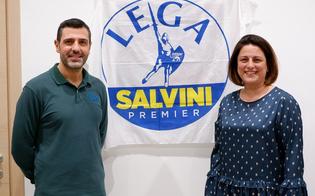 La psicologa Valentina Spinello nominata coordinatore cittadino della Lega a Niscemi