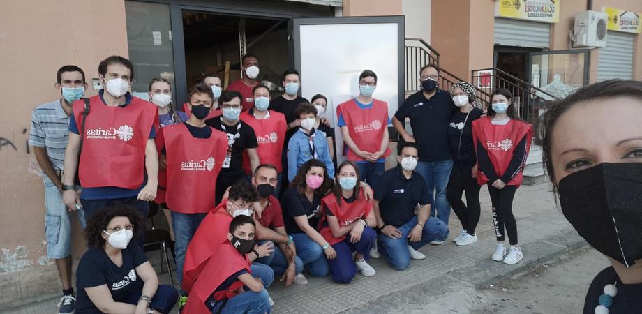 Raccolta Alimentare della Caritas: da Caltanissetta e San Cataldo risposta solidale straordinaria