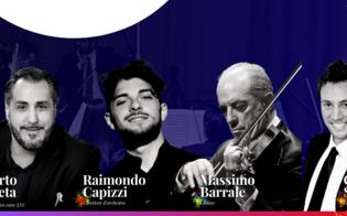 Festa Europea della Musica, a Caltanissetta il concerto della Giovane Orchestra Sicula