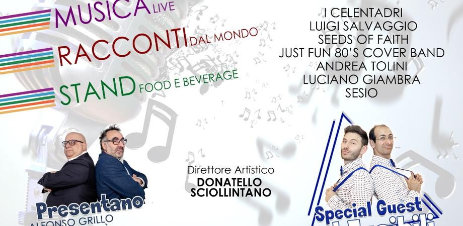 """Caltanissetta, all'Anfiteatro San Pietro lo spettacolo """"Equo Music Day"""""""