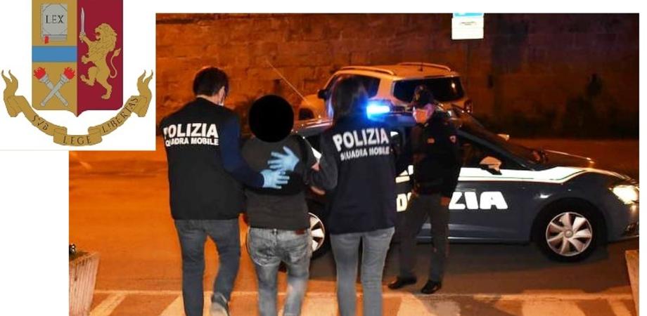 Ha commesso sette furti in due mesi ai danni di esercizi commerciali: arrestato a Gela un 25enne
