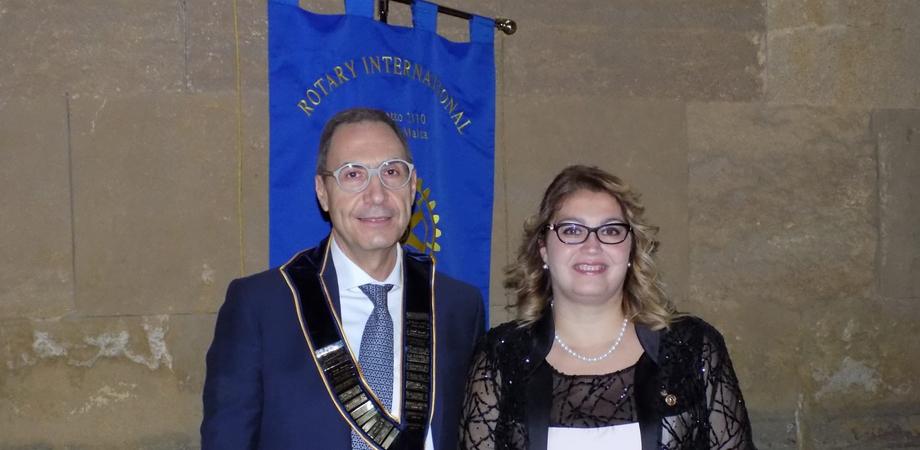 Caltanissetta, passaggio della Campana al Rotary Club Valle del Salso: Vito Cocita presidente