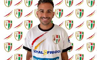 Calcio, il fantasista Peppe Prestia rimarrà un'altra stagione nella Nissa