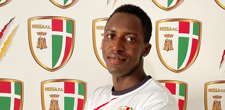 Nissa, confermato il portiere Keba Jabber: rimarrà in maglia biancoscudata