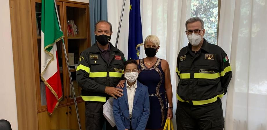 Caltanissetta, esplosione in via Signorino: promosso il vigile del fuoco che salvò i residenti nel 2019