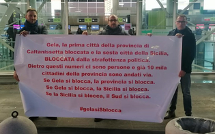 Caltanissetta, in tutta la provincia opere pubbliche all'anno zero. Cgil: