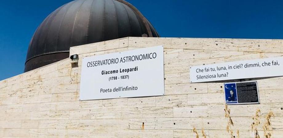 Notte di San Lorenzo, all'Osservatorio Astronomico di Montedoro serata con degustazioni