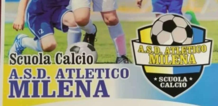 """Atletico Milena, aperte le iscrizioni alla scuola di calcio. Di Marco: """"Abbiamo dato l'anima a questo progetto"""""""