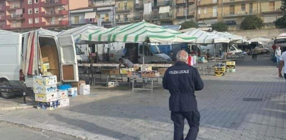 Mussomeli, il mercato settimanale cambia sede: si svolgerà all'interno del piazzale Mongibello