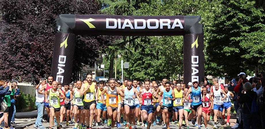 Caltanissetta, podismo: il Trofeo Kalat assegna i titoli regionali Master nei 10 km su strada