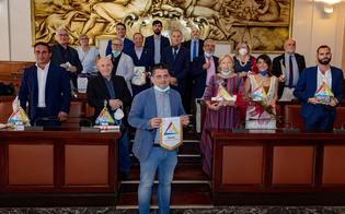 Premio Sikelos, riconoscimento all'imprenditore nisseno Davide Scancarello