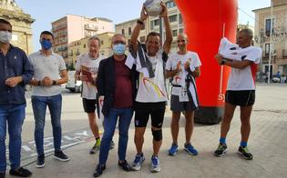 Sicily Ultra Tour, a Gela cala il sipario sulla maratona che ha attraversato 83 paesi
