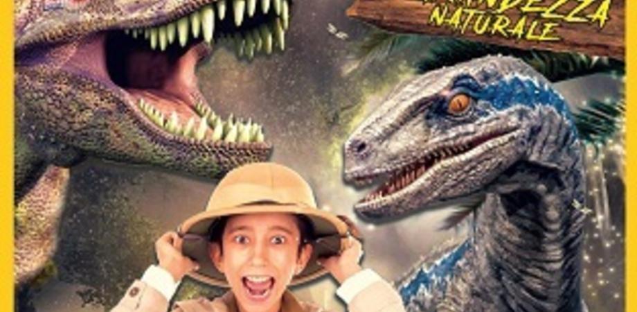 A Caltanissetta il Jurassic Expo in Tour: la mostra itinerante sui dinosauri