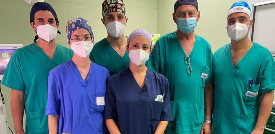 Tumori, a Villa Sofia-Cervello ricostruito esofago cervicale di una paziente con un lembo di muscolo grande pettorale