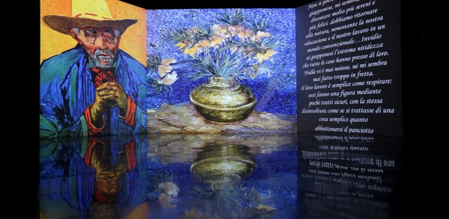 A Palermo una grande mostra sulla vita e le opere di Van Gogh