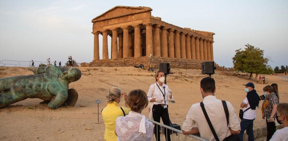 Luoghi della cultura in Sicilia: boom di visitatori ad Agosto, solo Gela ha avuto una flessione