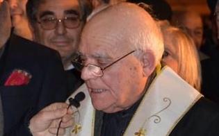 Caltanissetta, si è spento a 96 anni monsignor Liborio Campione