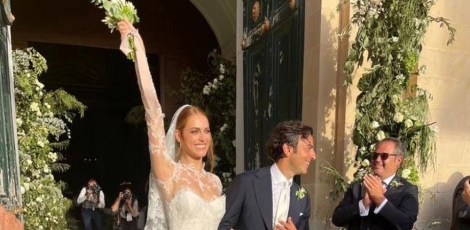 """Miriam Leone e Paolo Carullo si sono sposati a Scicli: """"Una felicità indescrivibile"""""""