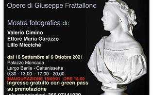 Caltanissetta, a Palazzo Moncada inaugurazione della mostra su Giuseppe Frattallone