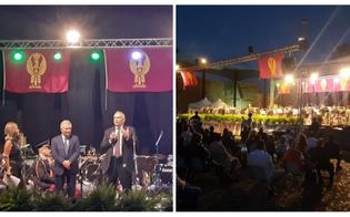 A Gela il concerto della Banda della Polizia di Stato nella splendida cornice dell'area delle