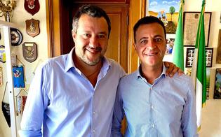 Sicilia, Salvini lancia la corsa di Nino Minardo come candidato governatore della Lega