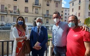 Caltanissetta, via Rosso di San Secondo diventerà un museo a cielo aperto: dal 29 settembre si arricchirà di un nuovo murales