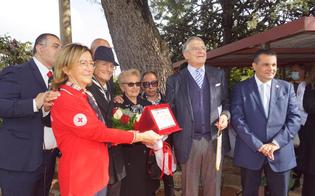 Il grande cuore di Vincenzo e Silvia Cembalo: hanno donato una villa alla Croce Rossa di Caltanissetta
