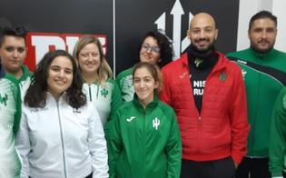 Nissa Rugby, ecco il nuovo staff della squadra: molti i giovani nisseni