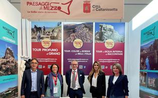 Fiera del turismo a Rimini: presente anche l'associazione di Caltanissetta Paesaggi di Mezzo