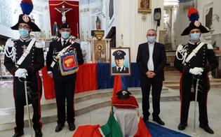 Niscemi ricorda il carabiniere Roberto Ticli, ucciso da un malvivente a soli 25 anni