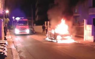 Caltanissettà, incendiò la Maserati dei genitori della sua ex per vendetta: imputato inTribunale