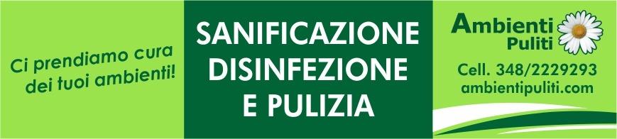 Ambienti Puliti - fino a 24 - 10 - 2020