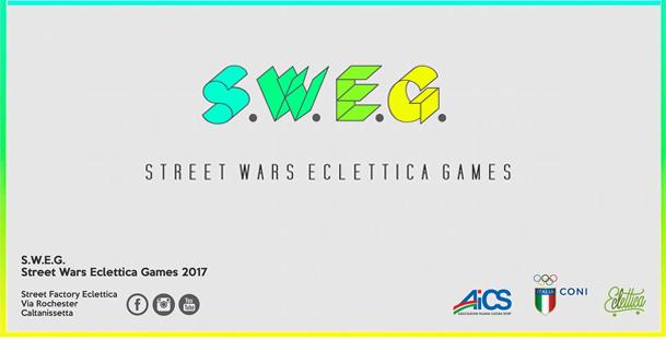 S.W.E.G. Street Wars Eclettica Games 2017