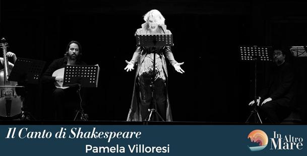 Il Canto di Shakespeare - Pamela Villoresi