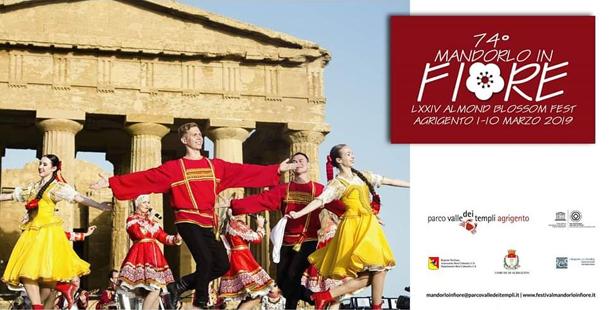 74° Mandorlo in Fiore | Eventi Caltanissetta - Seguo News